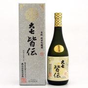 大七 皆伝 純米吟醸 生もと造り(ギフト箱付) 福島県大七酒造 720ml
