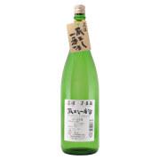 道灌 本醸造生原酒 蔵出し一番酒 滋賀県太田酒造 1800ml