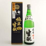 大七 純米酒 生もと造り 福島県大七酒造 720ml