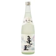 清泉「亀の王」 純米吟醸 生貯蔵 新潟県久須美酒造 720ml