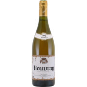 ヴーヴレイ・モワルー ドゥミ・セック 2002 カーヴ・プサン フランス ロワール 白ワイン 750ml