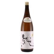 〆張鶴「純」 純米吟醸 新潟県宮尾酒造 1800ml