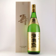 満寿泉 「寿」 特別大吟醸酒 限定酒 富山県枡田酒造 1800ml