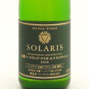 ソラリス信濃リースリング クリオ・エクストラクション 2009 マンズワイン 日本 長野県 白ワイン 750ml
