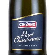 ピノ・シャルドネ スプマンテ チンザノ イタリア 白ワイン 375ml