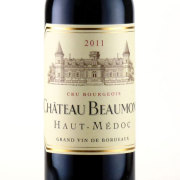 シャトー・ボーモン ブルジョワ級 2011 フランス ボルドー 赤ワイン 375ml