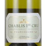 シャブリ・フルショーム プルミエクリュ 2014 ラ・シャブリジェンヌ フランス ブルゴーニュ 白ワイン 375ml