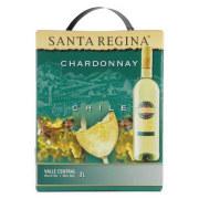 シャルドネ バッグ・イン・ボックス3L サンタレッジーナ チリ カルチャグァヴァレー 白ワイン 3000ml