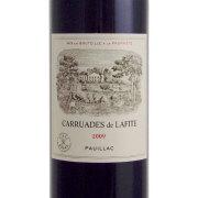 カリュアド・ド・ラフィット ラフィット・セカンド 2009 フランス ボルドー 赤ワイン 750ml
