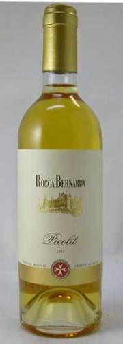 ピコリット2000ロッカベルナルダ 500ml 白ワイン