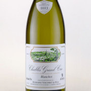 シャブリ・グランクリュ ブランショ 2013 ドメーヌ・ヴォコレ フランス ブルゴーニュ 白ワイン 750ml