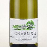 シャブリ 2013 ドメーヌ・ヴォコレ フランス ブルゴーニュ 白ワイン 750ml