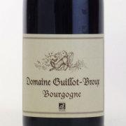 ブルゴーニュ ルージュ 2013 ドメーヌ ギヨ ブルー フランス ブルゴーニュ 赤ワイン 750ml
