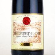 シャトー・ヌフ・デュ・パプ 2007 ギガル フランス コート・デュ・ローヌ 赤ワイン 750ml