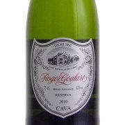 カヴァ・ドゥミ・セック スパークリング ロジャー・グラート スペイン 白ワイン 750ml