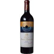 シャトー・ムートン・ロートシルト 第1級 2004 シャトー元詰め フランス ボルドー 赤ワイン 750ml
