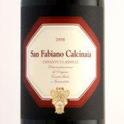 キャンティー・クラシコ DOCG 2008 サンファビアノ・カルチナイヤ イタリア トスカーナ 赤ワイン 750ml