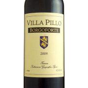 ボルゴフォルテ I・G・T 2009 ヴィッラ ピッロ イタリア トスカーナ 赤ワイン 750ml