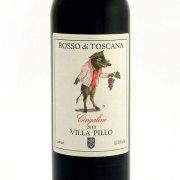 チンガリーノ I・G・T 2010 ヴィッラ ピッロ イタリア トスカーナ 赤ワイン 750ml