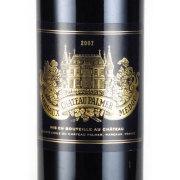 シャトー・パルメ 格付け第3級 2007 シャトー元詰 フランス ボルドー 赤ワイン 750ml