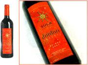 ディンドリ・リザーブ・シラーズ2008スラ・ヴィンヤーズ750ml インドワイン赤