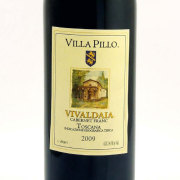 ヴィヴァルダイア I・G・T 2009 ヴィッラ ピッロ イタリア トスカーナ 赤ワイン 750ml