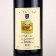 ヴィヴァルダイア I・G・T 2005 ヴィッラ ピッロ イタリア トスカーナ 赤ワイン 750ml