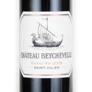 シャトー・ベイシュヴェル 第4級 2009 フランス ボルドー 赤ワイン 750ml