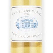 パヴィヨン・ブラン・ドCHマルゴー 2010 シャトー元詰め フランス ボルドー 白ワイン 750ml
