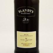 マデイラ ブアル 5年 マディラワイン ブランディーズ ポルトガル マディラ 赤ワイン 750ml
