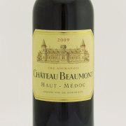 シャトー・ボーモン ブルジョワ級 2009 フランス ボルドー 赤ワイン 750ml