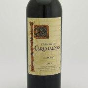 シャトー・カルルマニュス 2009 シャトー元詰 フランス ボルドー 赤ワイン 750ml