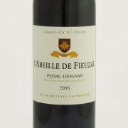 ラベイユ・ド・フューザル・ルージュ 2006 シャトー元詰 フランス ボルドー 赤ワイン 750ml