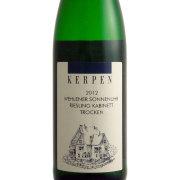 ヴェーレナー・ゾンネンファー カビネット・リースリング 2012 ヘリベルト・ケルペン醸造所 ドイツ モーゼル 白ワイン 750ml