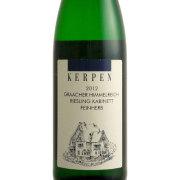 グラーヒャー・ヒンメルライヒ リースリング・カビネット 2012 ヘリベルト・ケルペン醸造所 ドイツ モーゼル 白ワイン 750ml