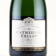 カセドラル・セラー スパークリング・ブリュット 2010 KWV 南アフリカ 西ケープ州 白ワイン 750ml