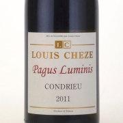 コンドリュー パグス・ルミニス 2011 ドメーヌ・ルイ・シューズ フランス コート・デュ・ローヌ 白ワイン 750ml