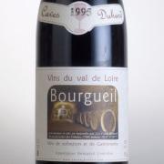 ブルグイユ 1995 カーヴ・デュアール フランス ロワール 赤ワイン 750ml