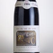 ブルグイユ 1999 カーヴ・デュアール フランス ロワール 赤ワイン 750ml