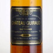 シャトー・ギロー ソーテルヌ格付第1級 1997 シャトー元詰 フランス ボルドー 白ワイン 750ml
