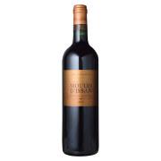 ムーラン・ディッサン 2015 シャトー元詰 フランス ボルドー 赤ワイン 750ml