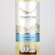 トロンテス 2014 トラピチェ アルゼンチン メンドーサ 白ワイン 750ml