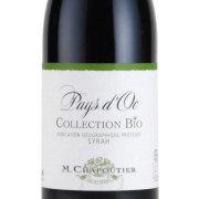 シャプティエ・コレクションBIO シラー ミッシェル・シャプティエ フランス ラングドック 赤ワイン 750ml