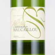 ル・ボルドー・ド・モーカイユ・ブラン 2013 シャトー元詰 フランス ボルドー 白ワイン 750ml