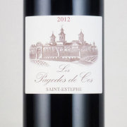 レ・パゴ・ド・コス セカンド 2012 シャトー元詰め フランス ボルドー 赤ワイン 750ml