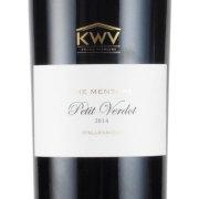 メントーズ・プティ・ヴェルド 2014 KWV 南アフリカ 西ケープ州 赤ワイン 750ml