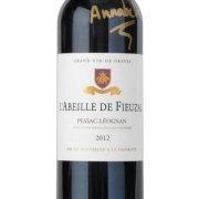 ラベイユ・ド・フューザル・ルージュ 2012 シャトー元詰 フランス ボルドー 赤ワイン 750ml