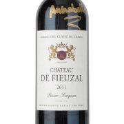 シャトー・ド・フューザル・ルージュ 格付けシャトー 2011 シャトー元詰 フランス ボルドー 赤ワイン 750ml