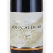 モレ・サン・ドニ 2007 クルティエ・セレクション フランス ブルゴーニュ 赤ワイン 750ml