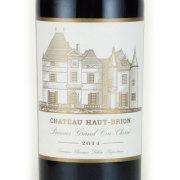 シャトー・オー・ブリオン 第1級 2014 シャトー元詰め フランス ボルドー 赤ワイン 750ml